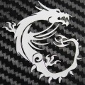 MSI Gaming G Series Metal Logo Sticker