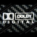 Dolby Digital Metal Logo Sticker
