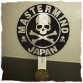 Mastermind Japan MMJ Transparent Sticker (T48)