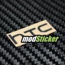 HTC Metal Logo Sticker
