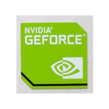 Nvidia GeForce Logo Sticker (Green)