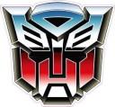 Transformers Logo Sticker (D201)