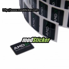 AMD Business Class Logo Sticker
