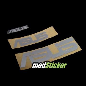 Asus Metal Logo Sticker