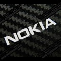 Nokia Metal Logo Sticker