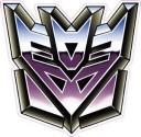 Transformers Logo Sticker (D202)