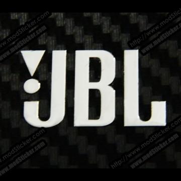 JBL Metal Logo Sticker