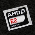 (New) AMD E2 Essential Logo Sticker