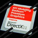 ATi Radeon Premium Graphics DirectX 11 Logo Sticker
